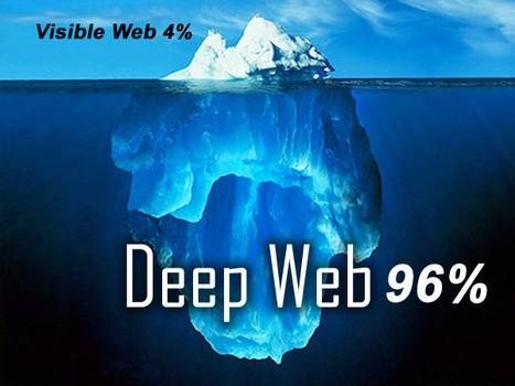 دارک وب (وب پنهان)- dark web