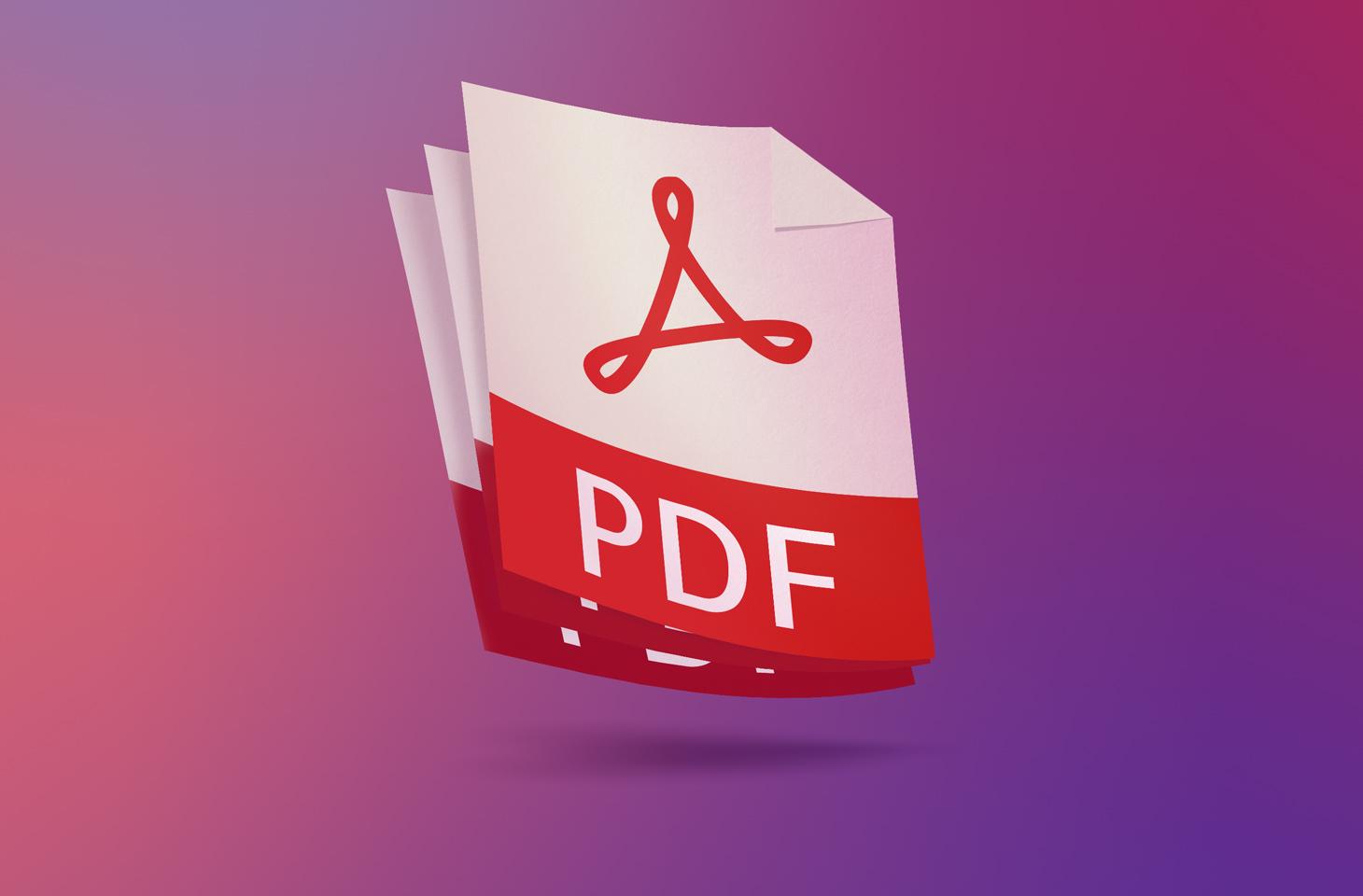 تقسیم فایل pdf بدون نیاز به برنامه یا نرم افزاری خاص