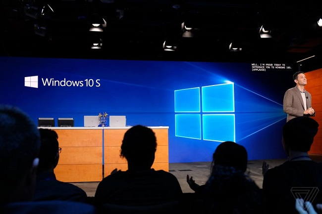 معرفی نسخه سبک ویندوز 10:  Windows 10 S