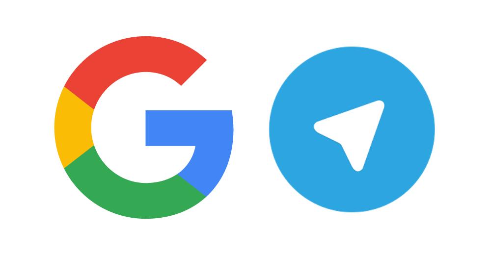 پشت کردن شرکت بزرگ گوگل به  تلگرام